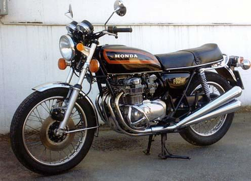 HONDA 20CB550K 20 77 on honda cb 750 four