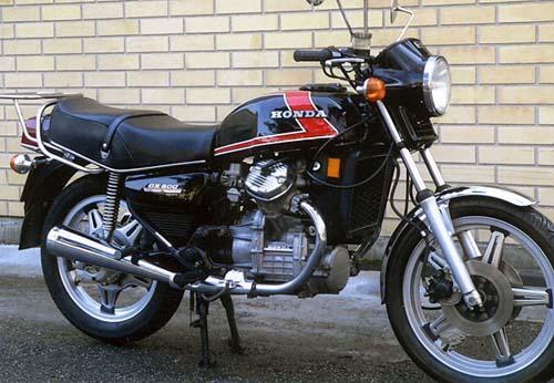 Honda cx500 78 for Honda jardin 78