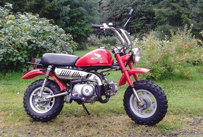 Honda Z50j 81