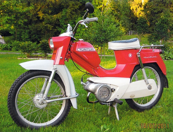 Puch maxi moped 15