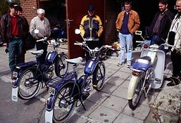 Moottoripyörän museokatsastus hinta